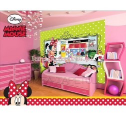 Fototapet Minnie Mouse 540P4
