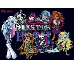 Fototapet Monsters 982P4