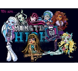 Fototapet Monster High 982P8
