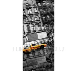 Fototapet Taxi New York FT0202