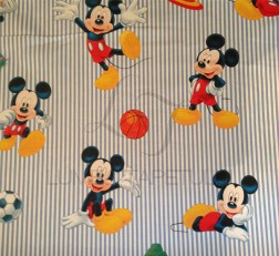 Draperii Mickey Mouse stoc